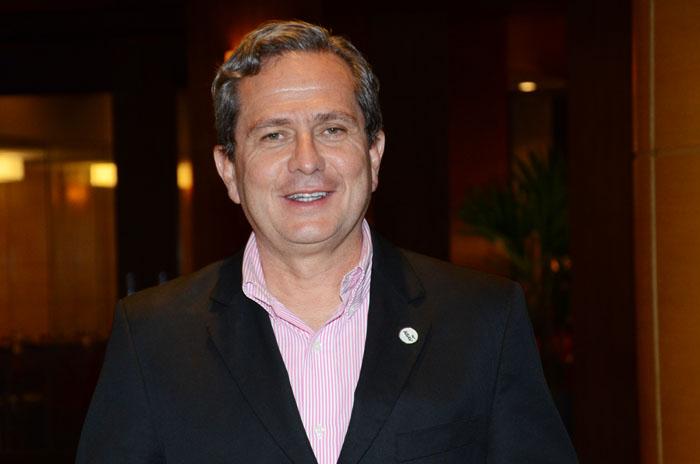 Carlos Palmeira será o próximo presidente da Abav Nacional