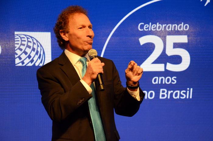 Dave Hilfman, diretor-executivo da GBTA