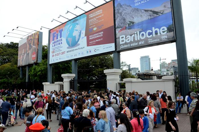 FIT aconte em Buenos Aires entre os dias 5 e 8 de outubro