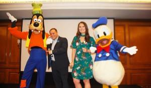 Disney Destinations comemora recorde de 5.500 agentes capacitados em 1 ano