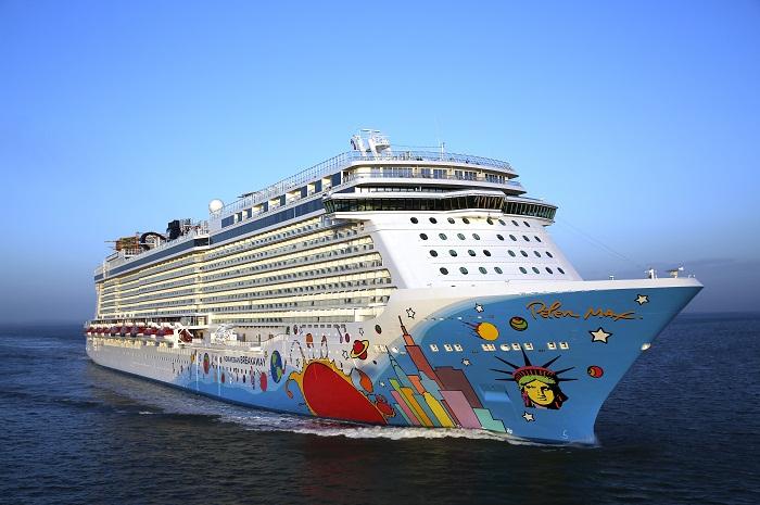O Norwegian Breakaway é um dos navios contemplados pela promoção (Foto: Divulgação)