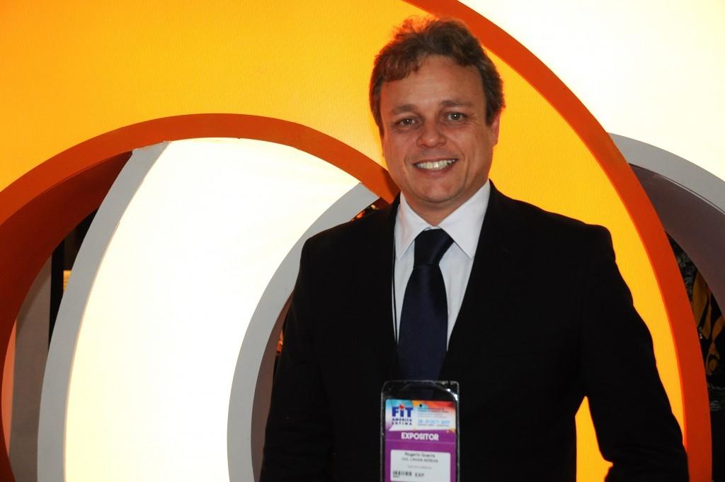Rogério Guerra, diretor Comercial da Gol
