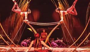 Cirque du Soleil mostra atração de seu novo número neste dia 10 no Morro da Urca