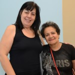 Soraia Mantovani, da Guia de Turismo, e Edna Veloso, da Extrema Viagens