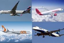 Aéreas brasileiras divergem sobre MP que abre setor ao capital estrangeiro