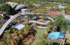 Thermas dos Laranjais inaugura a primeira montanha-russa aquática do Brasil