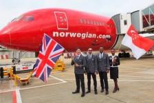 Norwegian quer expandir operações em Londres mas esbarra na falta de slots