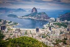 Rio só tem 43% dos quartos ocupados para o feriado