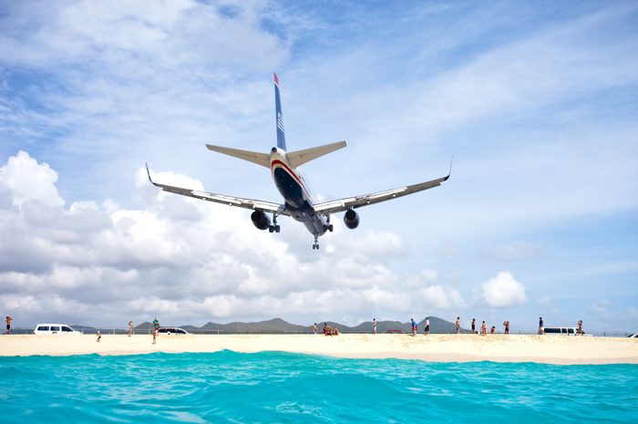 Aeroporto Internacional Princess Juliana (SXM) reabrirá as portas a todos os voos comerciais em 10 de outubro de 2017