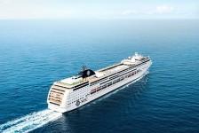 MSC Cruzeiros aumenta a oferta no Mediterrâneo Oriental
