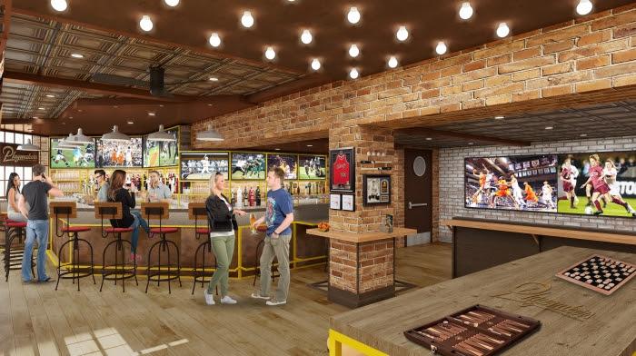 Sugar Beach e Playmakers Sports Bar & Arcade