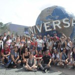 Agentes e operadores visitaram o Universal Studios e o Island of Adventure