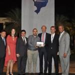 Alatur é premiada pela Aeromexico entre os melhores vendedores