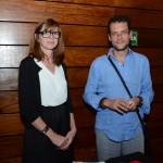 Alenka Bozovicar e Marko Brumat, da Kompas