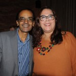 Antonio D'Oliveira e Marcia Matos, da Multi Destinos