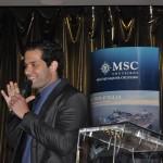 Bruno Cordaro,gerente de Vendas da MSC