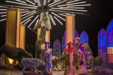 Festa de Natal do Busch Gardens Tampa começa neste fim de semana