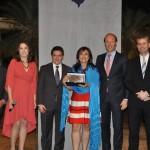 CPTM recebe premio da Aeromexico