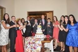 20 anos no Brasil: veja fotos do evento da Aeromexico