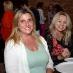 Flóris Chieregatti, da Vero, e Rute Garcia, da VF Turismo