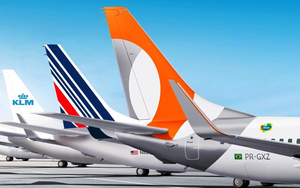 GOL AIR FRANCE KLM