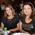 Gilza Suares, da Fabulous Trips Viagens, e Valdete Frias, da VF Turismo