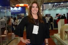 Gisele Torrano representa hotel em Alagoas