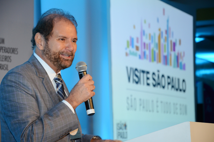 Guilherme Paulus, CEO da GJP