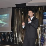 Ignácio Palácio,diretor Comercial da MSC
