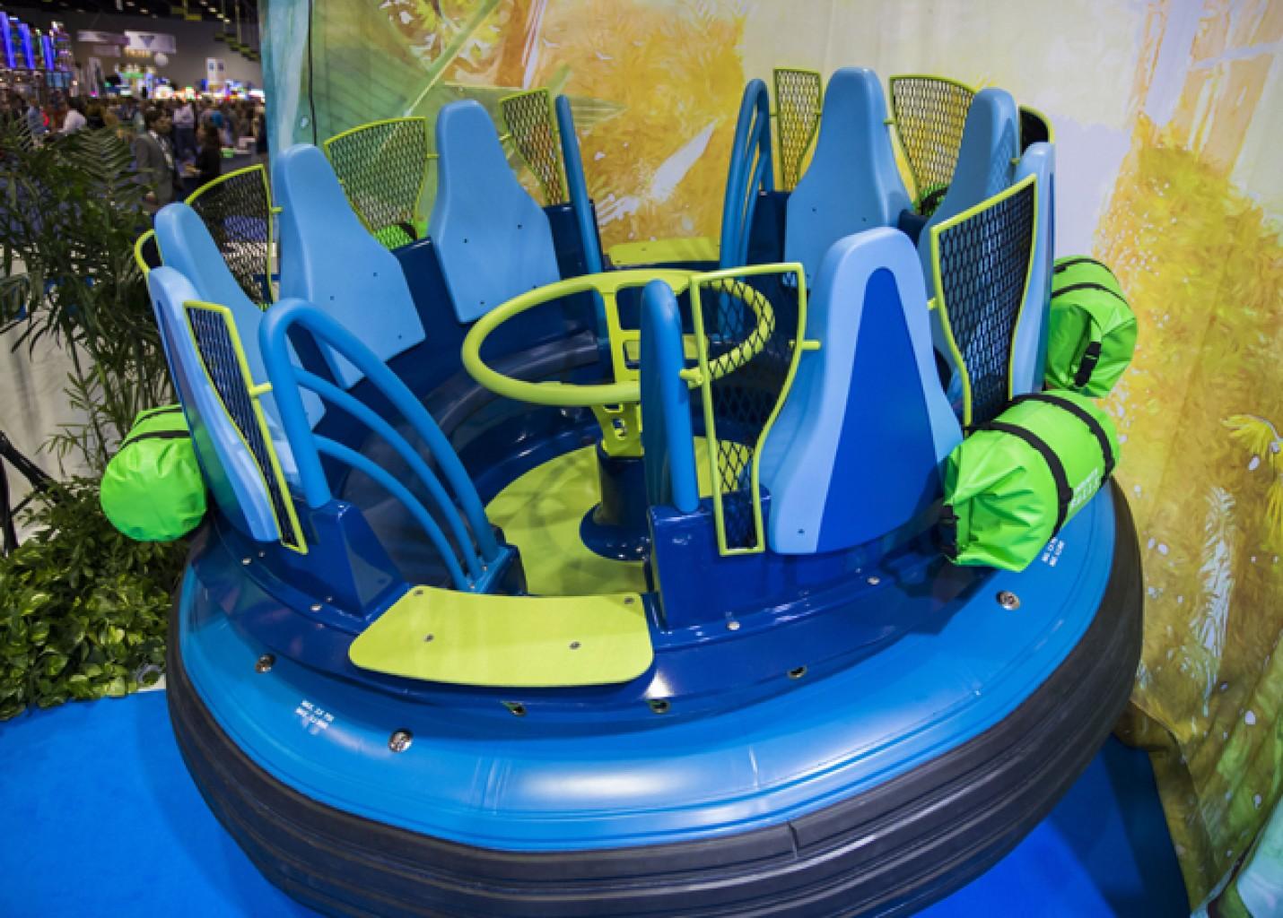 SeaWorld: veja como será o bote da nova atração Infinity Falls