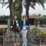 Lilian Lopes e Junia Clemente, da Ancoradouro