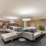 Lobby com iluminação padrão (Divulgação/LSH)