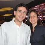 Lucas Cerqueira e Paula Knevitz, da Klas Viagens