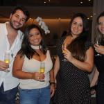 Lucas Nazareth, Fabiana Vieira, Bruna Vaz e Hellen Mello, da Origen