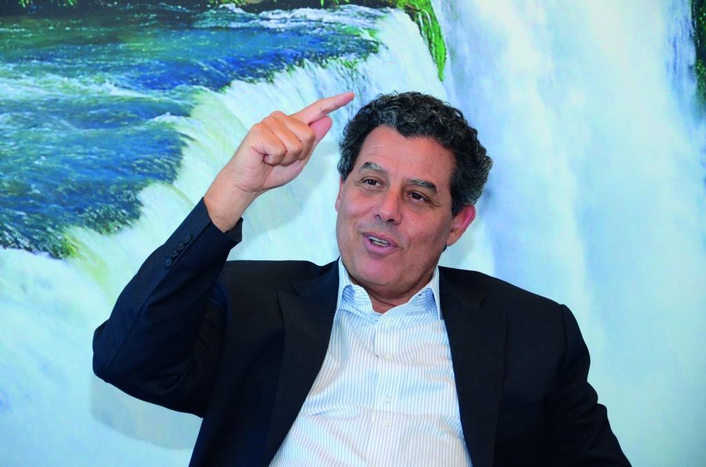 Luiz Eduardo Falco, presidente da CVC
