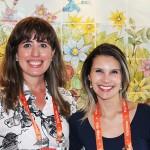 Maria Clara Belluco, diretora de Vendas e Carolina de Souza, diretora da Discover Cruises