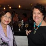 Maria Socorro Brito e Arlinda Souza, da Blumon Viagens