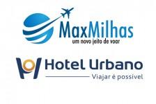 MaxMilhas e Hotel Urbano firmam parceria