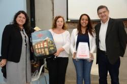 Fotos: M&E Academia recebe agentes para treinamento do Peru