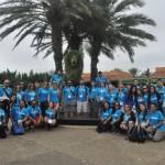 Na sexta-feira (10) os operadores e agentes desfrutaram das atrações radicais do Busch Gardens