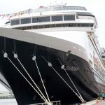 O MS Zaandam da Holand volta ao Rio após longa ausência