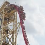 Operadores aproveitaram diversas atrações, entre elas a Rocket, montanha russa musical do Universal Studios