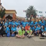 Operadores e agentes contaram com guias em tour Vip pelo Busch Gardens