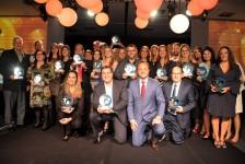 Windsor Hotéis premia os 35 principais clientes no Top of Mice 2017; veja fotos