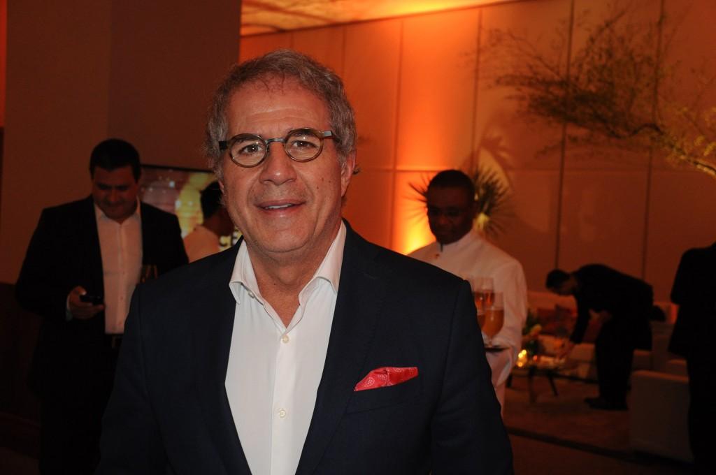 Otavio Neto, líder do evento este ano