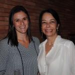 Ozana Lima e Karen Lirangi, da Visioner