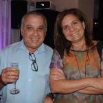 Sidney Goulart e Flávia Rebecchi, da Brothercom