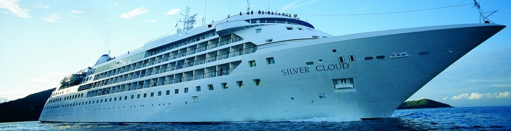 Silver Cloud da Silversea