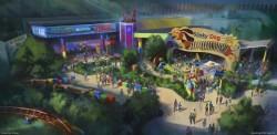 Disney se prepara para abertura do Toy Story Land em 2018; veja vídeo