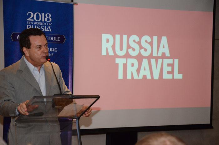 Valter Patriani, vice-presidente da CVC